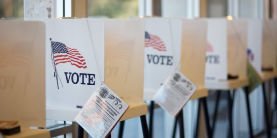 Voting - what  you need to know