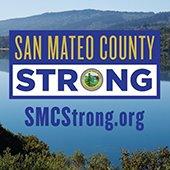 San Mateo County Strong logo image