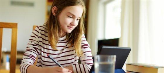 Afterschool virtual tutoring