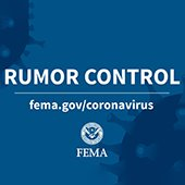 FEMA.gov Rumor Control Thumbnail