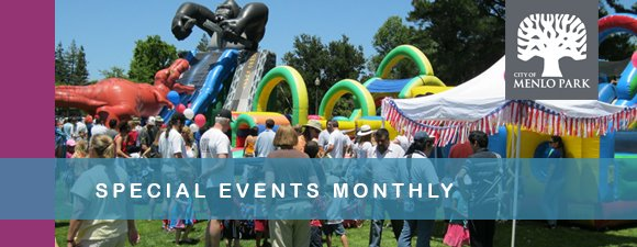 Special Events Monthly