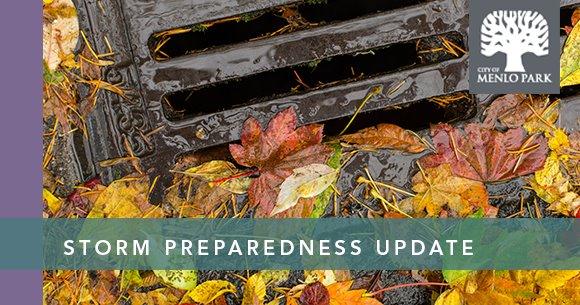 Storm Preparedness Update