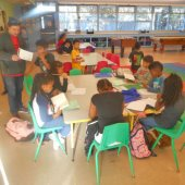 New homework time routine at Belle Haven After School Program