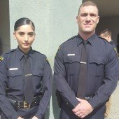 Menlo Park police recruits graduate from the police academy