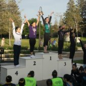 Menlo Park gymnast qualifies for State!