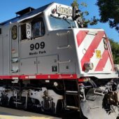 Caltrain schedule changes effective April 10