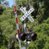 Ravenswood Avenue Railroad Crossing at City Council meeting