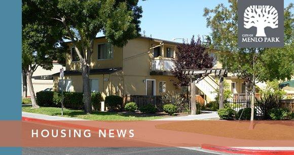 Menlo Park Housing News