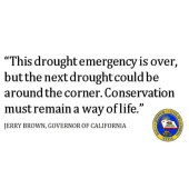 Governor signs Executive Order to end the drought