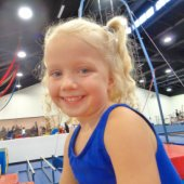 Gymnastics at Onetta Harris Community Center