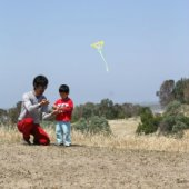 Family fun festivities at annual Kite Day