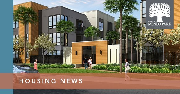 Menlo Park Housing News