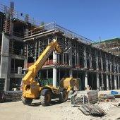 Construction season around the City