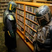 Comicon at the Library May 13