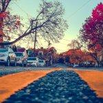 Willows neighborhood traffic study community meeting