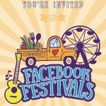 Facebook hosts a series of free community festivals