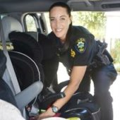 Police will host a child safety seat installation and inspection event