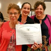 Menlo Park Senior Center volunteer wins prestigious award