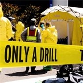 Menlo Park Community Emergency Drill