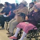 Senior Center hosts a 2-day workshop with Northern California Alzheimer's Association