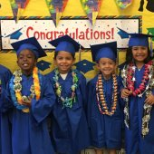 Sixty-nine Pre-Kindergarteners Graduate from the City of Menlo Park Preschools