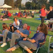 5th Annual Music in the Park event at Kelly Park