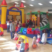 Tot Lot Play Zone Resumes at the Arrillaga Recreation Center on Thursdays