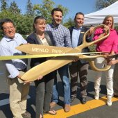 City hosts Santa Cruz sidewalks ribbon cutting