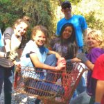 San Francisquito Creek cleanup is a success