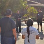Youth community police academy is off to a great start