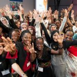 Library hosts international of emerging female leaders in tech