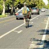 Oak Grove Avenue Bike Tour