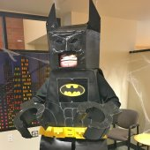 """City staff work together to create a """"Spooktacular"""" City Hall-oween event"""