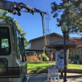 Police antenna construction to begin this Friday, Nov. 17