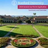 Community Meeting: Stanford General Use Plan Draft Environmental Impact Report