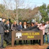 City of Menlo Park Honor's local American hero with park dedication