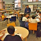 Belle Haven Neighborhood Library Advisory Committee meets Feb. 27