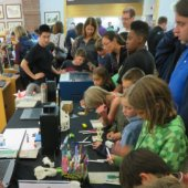Science Night Returns to the Library