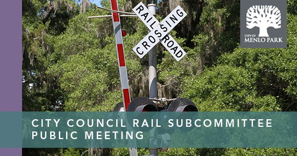 City Council Rail Subcommittee Public Meeting