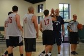 Hoop and Score with Adult Summer Basketball