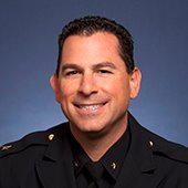 Bertini named as permanent police chief