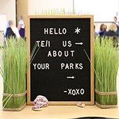 Comisión de Parques y Recreación visitara los parques