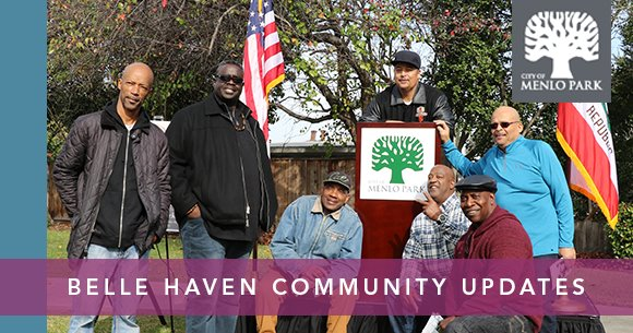 Belle Haven Community Updates