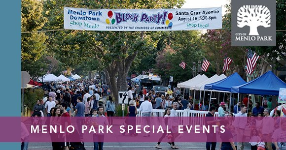 Menlo Park Events