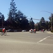 Feedback sought for Santa Cruz Avenue/Alameda de Las Pulgas Corridor Safety Improvement Project