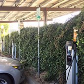 Menlo Park works to minimizing climate impact with more electric vehicle charging stalls