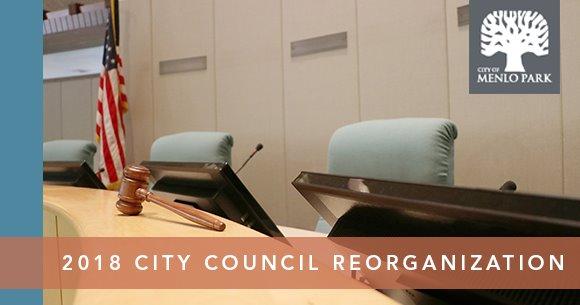 2018 City Council Reorganization