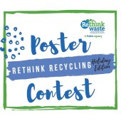 """Rethink Recycling"" poster contest launches for 3-5 graders"