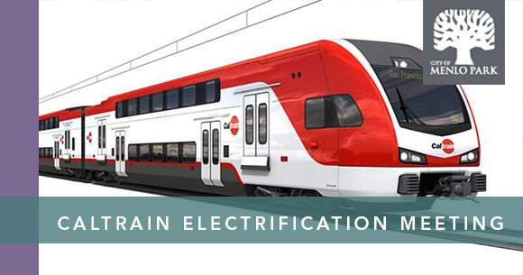 Caltrain Electrification Community Meeting