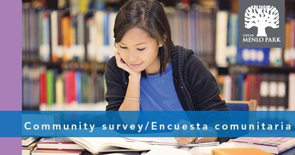 Community survey / Encuesta comunitaria